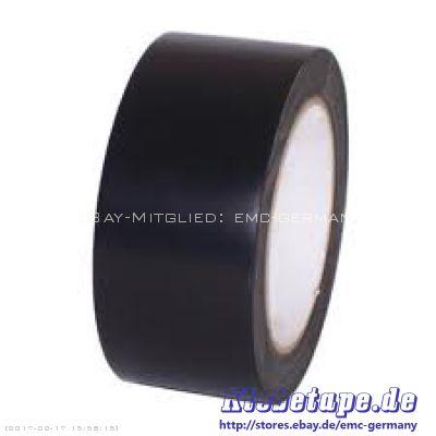 weich pvc klebeband schwarz 30mm x 33m isolierung reparaturarbeiten ebay. Black Bedroom Furniture Sets. Home Design Ideas