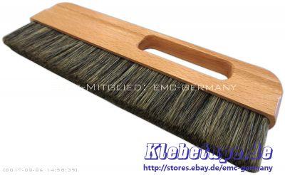 papier peint d 39 essuie glace brosse 32cm x 2 5cm gris poils laqu bois. Black Bedroom Furniture Sets. Home Design Ideas