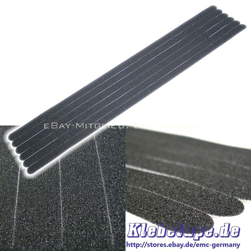 6x anti rutsch klebeband 20mm x 0 6m streifen mit. Black Bedroom Furniture Sets. Home Design Ideas
