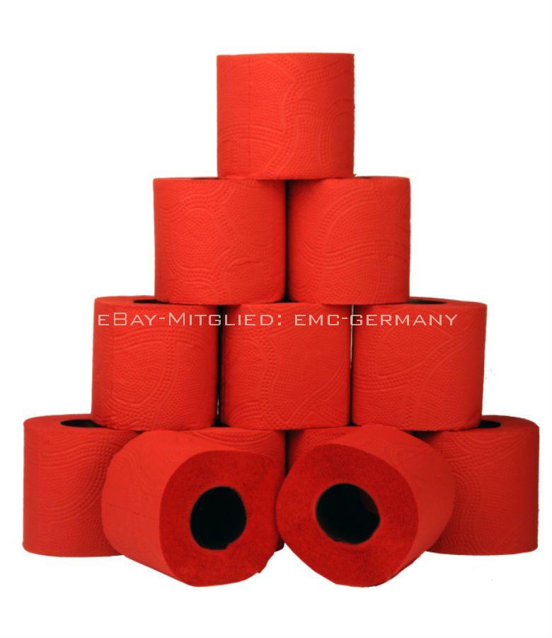 8x 4 stores papier toilette 3 couches de p 226 te marqu 233 rouleau ebay